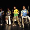 Samba Joia up close.