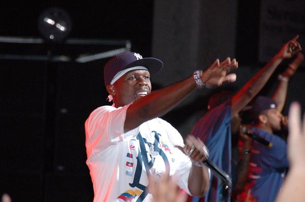 50 Cent (Chene Park 2010