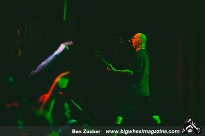 7 Seconds - Rotting Out - and Magazine Dirty - at SLO Brew - San Luis Obispo, CA - September 21, 2014