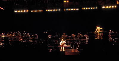 Emerson Lake and Palmer - August 26, 1977 - Montreal - Olympic Stadium