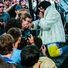 Man Man took the Marina Stage at 5:20 p.m. Sunday. Montgomery Media staff photo / DUTCH GODSHALK
