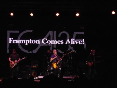 8.8.11 Frampton comes alive!!!