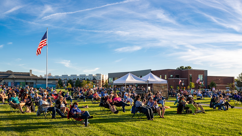 8th Annual Blues Fest at the Nickel Plate District Amphitheater in Fishers, Indiana on September 4, 2020. Photo by Tony Vasquez.