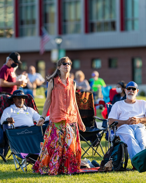 8th Annual Blues Fest at the Nickel Plate District Amphitheater in Fishers, Indiana, on September 5, 2020. Photo by Tony Vasquez