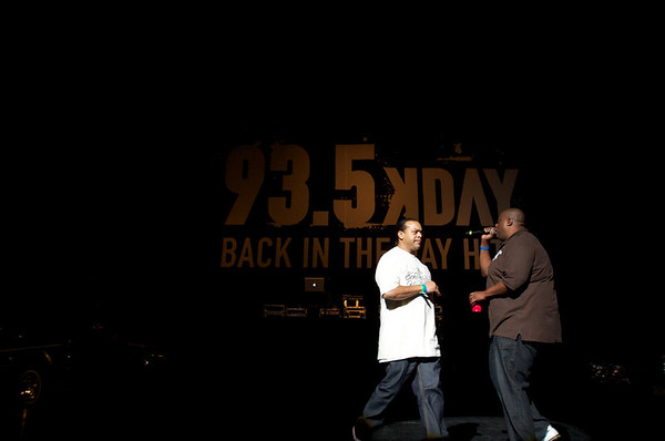 93.5 KDAY Krush Groove Concert