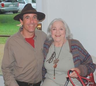 Tony Fogleman and his mother, Fifi Fogleman.