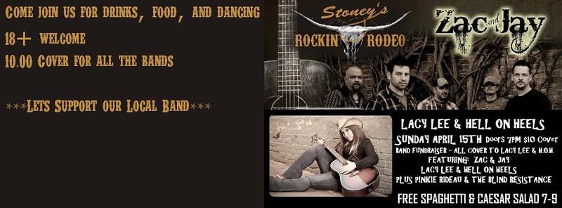 STONEYS ROCKING RODEO