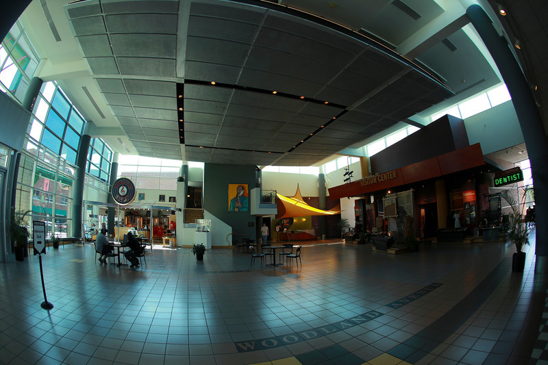 LOBBY OF THE AMERICAN JAZZ MUSEUM