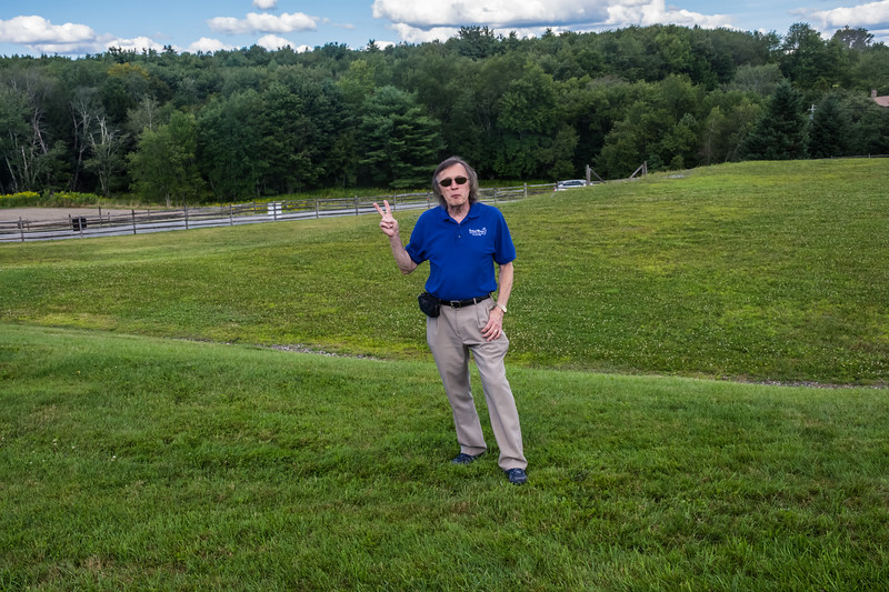 Phil Woodstock Veteran