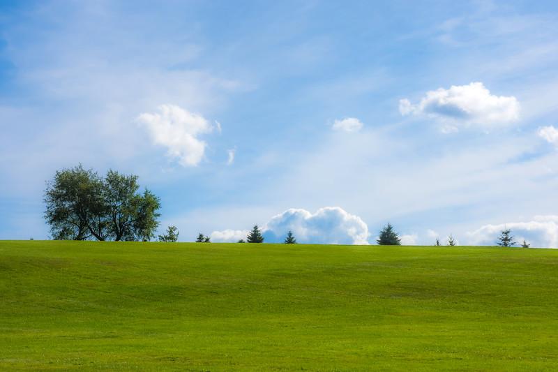 Clouds Over Woodstock