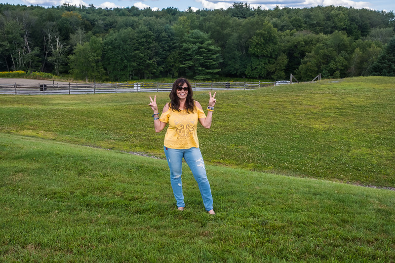 Lady of Woodstock