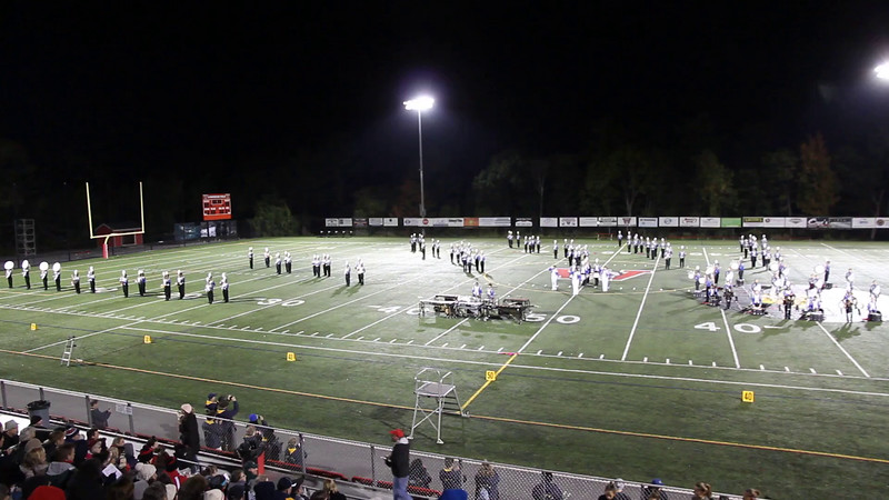 Acton-Boxborough Regional High School Marching Colonials