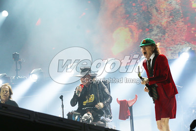AC/DC & Axl Rose 07-MAY-2016