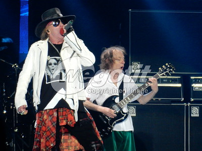 AC/DC & Axl Rose 19-MAY-2016