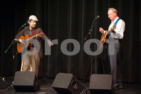 Al Stewart with Dave Nachmanoff