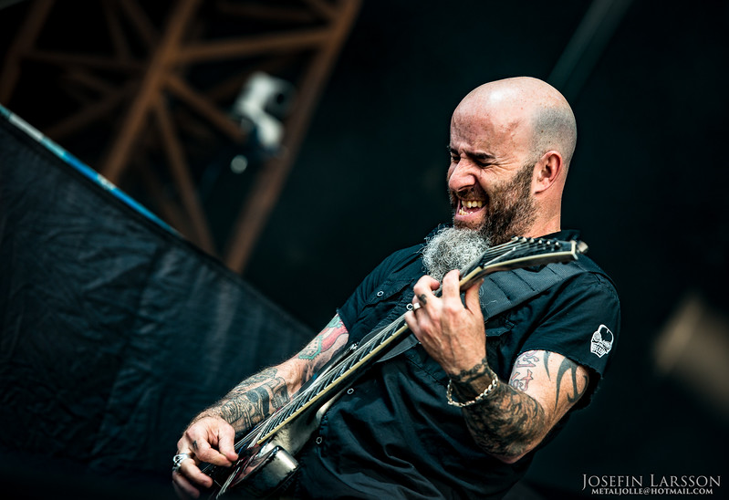 ANTHRAX - Copenhell 2014