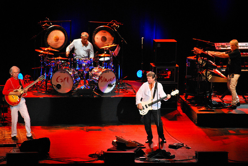 ASIA live at the Mayo Performing Arts Center in Morristown, New Jersey on May 5th<br /> 2011. Original ASIA Includes Steve Howe on guitar, Jon Wetton on the bass guitar, Geoff Downes on Keyboards and legendary drummer Carl Palmer.
