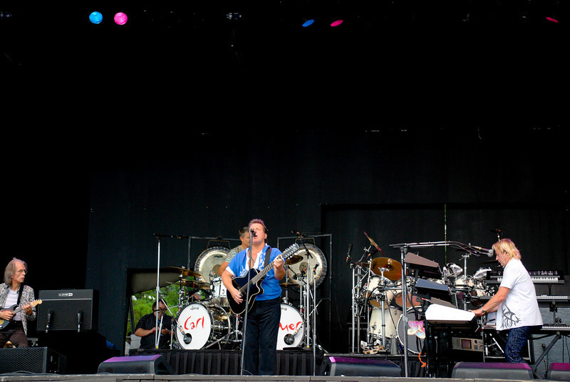 Asia on stage at Great Adventure in Jackson, NJ<br /> in July 26, 2009.