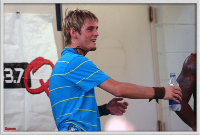 "Pop star Aaron Carter's ""Remix Tour"" concert on June 28, 2005 in Bessemer, Alabama (a suburb of Birmingham)."