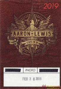 Aaron Lewis PhotoPass