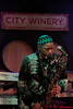 Charles Neville w/ Aaron Neville Quintet for Christmas at City Winery in NYC on 12-21-10