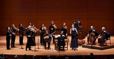 Accademia Bizantina plays Vivaldi at Alice Tully Hall