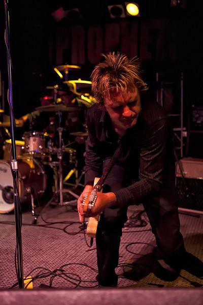 Acid Angels - Backstage - Tacoma WA 09-17-2011