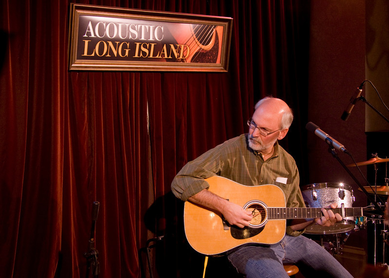 Dave Dircks - Acoustic Long Island, November 2, 2011