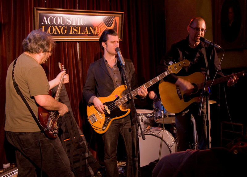 Last Charge of the Light Horse - Acoustic Long Island, November 2, 2011
