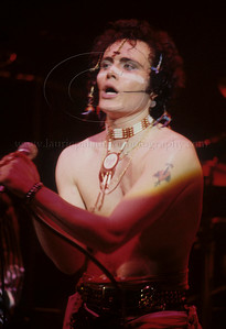Adam Ant of Adam And The Ants performs live in concert in New York City 1981 photographed by ©Laurie Paladino AdamAnt_lp_1023