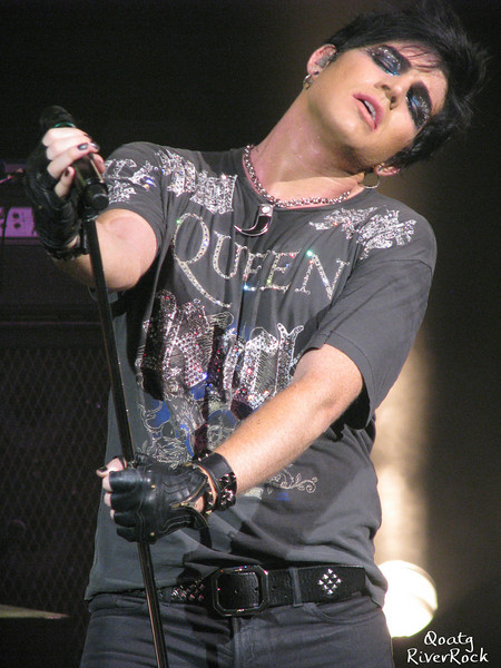 Adam Lambert - River Rock Show Theater