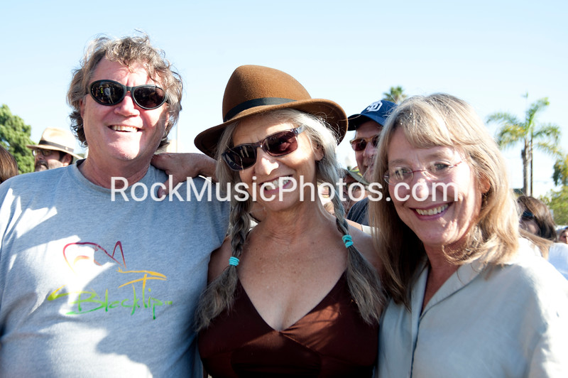 Steve Roache, Sweet Joyce Ann, Liz Abbott