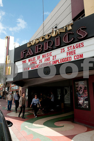 Adams Ave Unplugged 2014