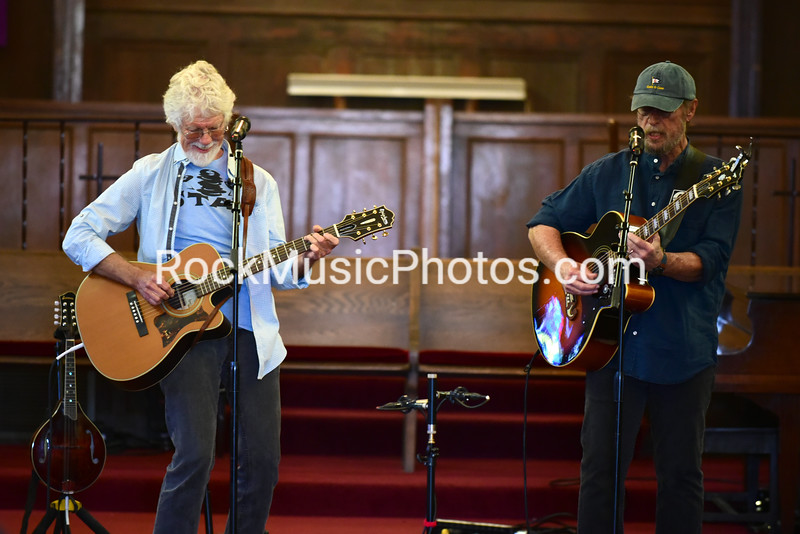 Fred Tackett and Paul Barrere (Little Feat)