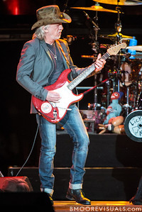 Brad Whitford of Aerosmith performs on December 11, 2012 during The Global Warming Tour at Tampa Bay Times Forum in Tampa, Florida