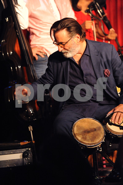 Andy Garcia and the Cineson All Stars May 3, 2013 & May 4, 2013