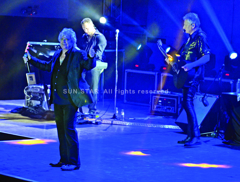 Air Supply Concert in Davao City