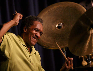 Al Foster, The Javon Jackson/Benny Green Project
