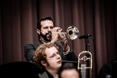 Alan Ferber Big Band San Joaquin Valley Jazz Festival