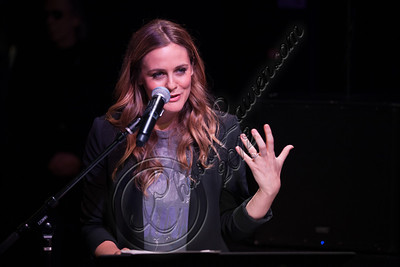 HOLLYWOOD, CA - AUGUST 21:  Actress Alicia Silverstone speaks at Alanis Morissette's Rockwalk induction ceremony at Guitar Center on August 21, 2012 in Hollywood, California.  (Photo by Chelsea Lauren/WireImage)
