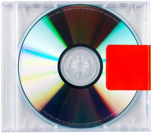 "Kanye Yeezus.jpg Kanye West, ""Yeezus"""