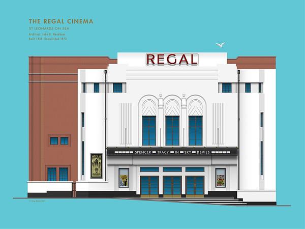 Regal Super Theatre / Cinema
