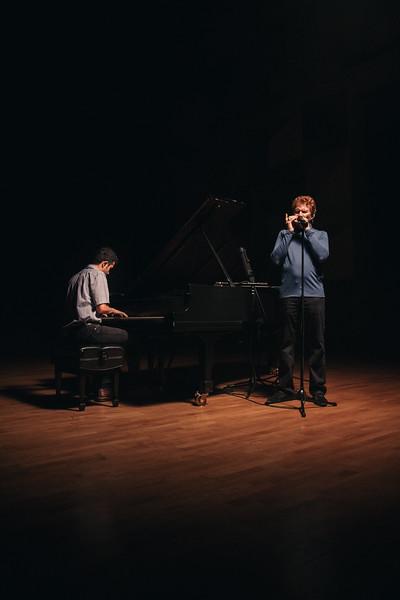 Alejandro Echavarria + Danny Faragher