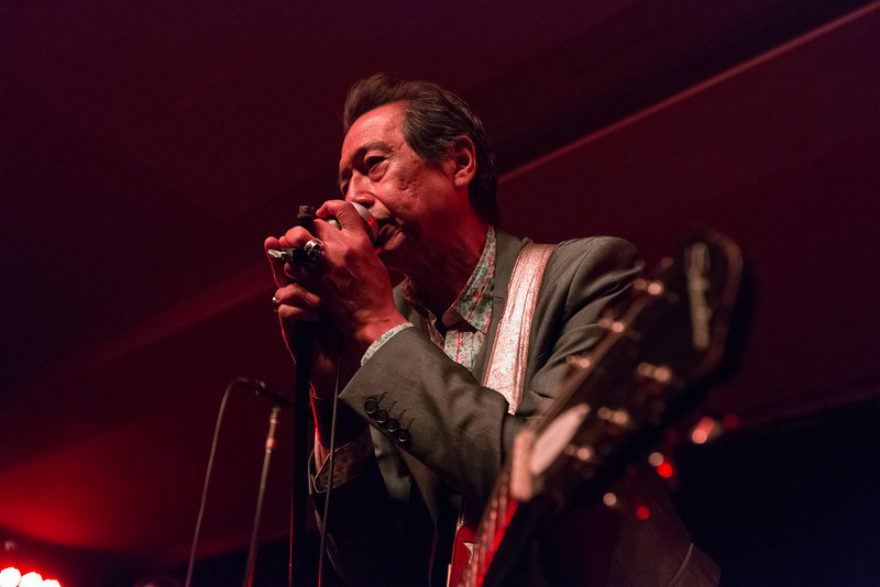 Alejandro Escovedo at the Taft Theatre Ballroom, Cincinnati , OH February 26, 2014