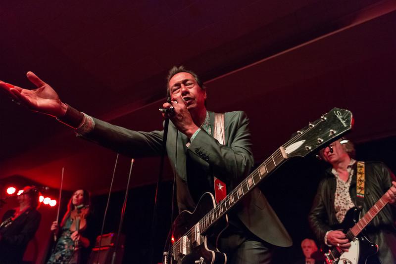 Alejandro Escovedo at the Taft Theatre Ballroom, Cincinnati , OH February 26, 2014