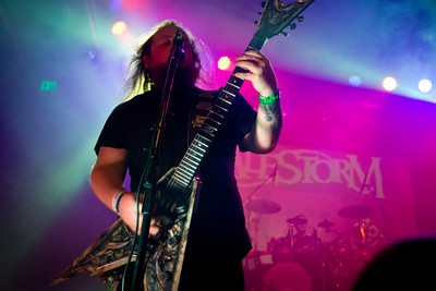 Alestorm, 4/17/2012, DNA Lounge, San Francisco