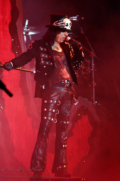 The man, Alice Cooper