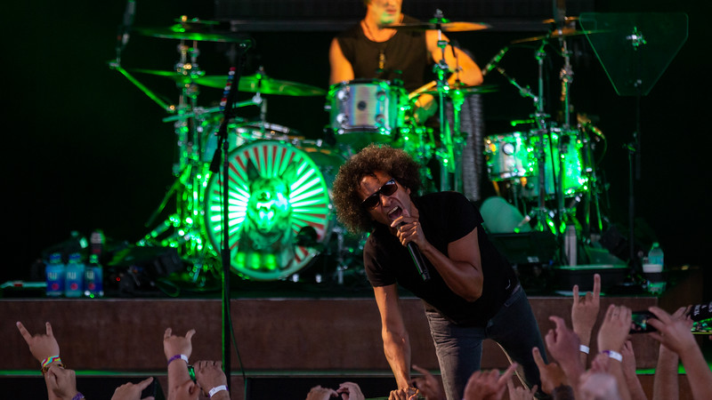 Alice & Chains at Ruoff Home Mortgage Music Center. Photo by Tony Vasquez for Badass Productions.