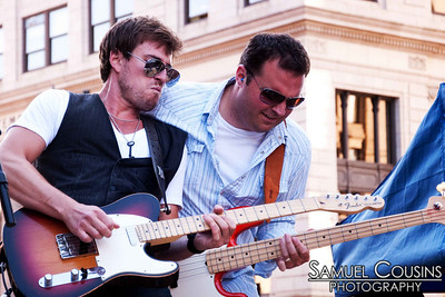 This Way at Alive at Five concert series in Monument Square