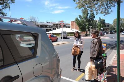 Red Desert Tour - Alice Springs, September 2011